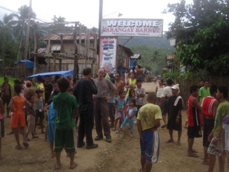 barangay di Barruz  prossima destinazione