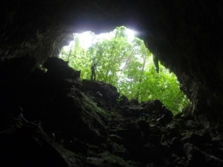 Golugan Tubli Cave