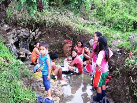 sorgente-lavanderia a 5 minuti da Majangcao