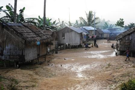 Il villaggio di Canlobo
