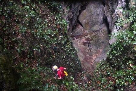 Lillo sul p.60 vicino a Gobingob cave