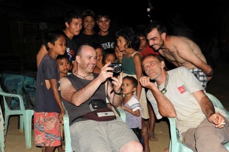Mostrando le immagini a Canlobo