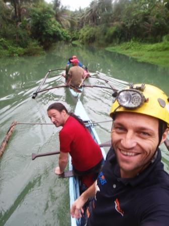 risalendo il Balogo River