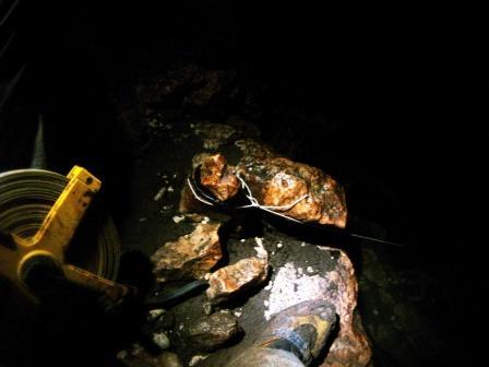 Trovato il filo di Gigi in Sulpan Cave, giunzioneeee!