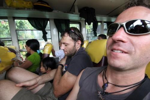 24 ore bestiali tra Catbalogan e Manila