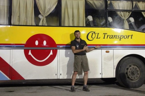 magari avessimo preso questo di autobus!